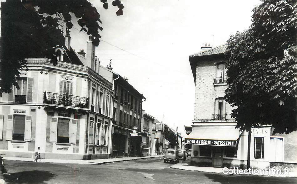 Cpsm france 94 st maur place de la pie 94 val de for Garage place des marronniers saint maur
