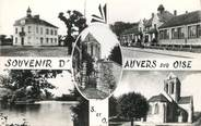 """95 Val D'oise CPSM FRANCE 95 """"Auvers-sur-Oise"""""""
