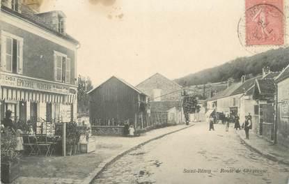 """CPA FRANCE 92 """"St Rémy, Route de Chèvreuse"""""""