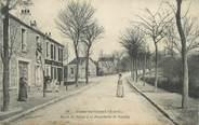 """93 Seine Saint Deni CPA FRANCE 93 """"Noisy-le-Grand, Route de Noisy à la Fourchette Neuilly"""""""