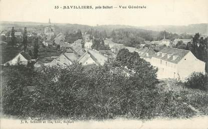 "CPA FRANCE 90 ""Bavilliers, près Belfort"""