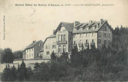 "CPA FRANCE 90 ""Grand Hôtel du Ballon d'Alsace"""