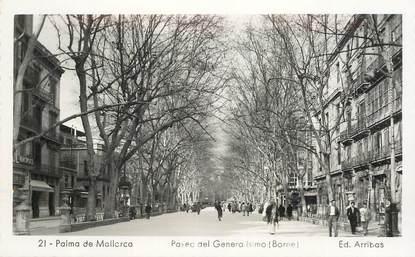 """CPSM  ESPAGNE """"Palma de Mallorca"""""""