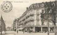 "90 Territoire De Belfort CPA FRANCE 90 ""Belfort, Avenue Carnot"""