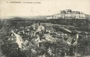 "67 Ba Rhin CPA FRANCE 67 ""Lichtenberg, La Forteresse du village"""