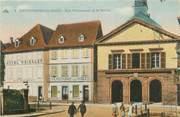 """67 Ba Rhin CPA FRANCE 67 """"Niederbronn-les-Bains, Rue Clémenceau, Mairie"""""""