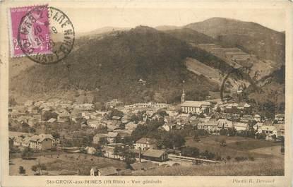 """CPA FRANCE 68 """"Ste-Croix-aux-Mines"""""""