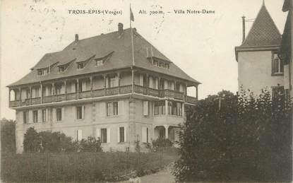 """CPA FRANCE 68 """"Trois-Epis, Villa Notre-Dame"""""""