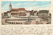 """68 Haut Rhin CPA FRANCE 68 """"Mulhouse, Carte historique de Mulhouse"""""""