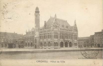 """CPA FRANCE 59 """"Orchies, Hôtel de Ville"""""""