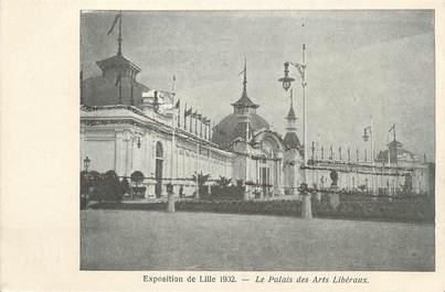 """CPA FRANCE 59 """"Lille, Le Palais des Arts Libéraux"""""""