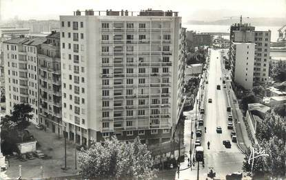 "CPSM FRANCE 83 ""Toulon, Avenue Roosevelt"""