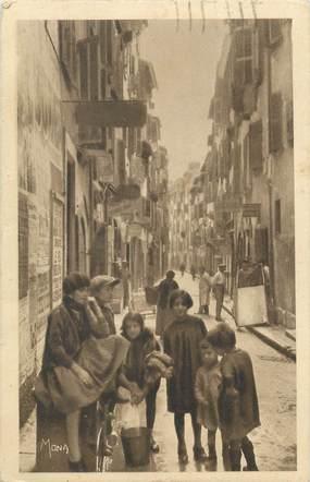"""CPA FRANCE 83 """"Toulon, Rue de l'Hôpital"""""""