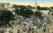 """Maroc  CPSM MAROC """"Tanger, la place du Grand Socco"""""""