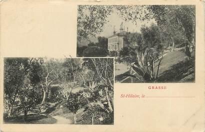 """CPA FRANCE 06 """"Grasse, Saint Hilaire"""""""