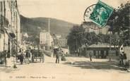 """06 Alpe Maritime CPA FRANCE 06 """"Grasse, Place de la Foux"""""""