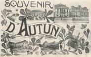 """71 SaÔne Et Loire CPA FRANCE 71 """"Antun"""""""