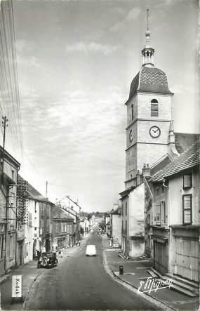 """CPSM FRANCE 70 """"Port-sur-Saône, Grande Rue"""""""