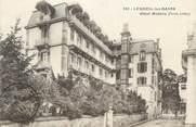 "70 Haute SaÔne CPA FRANCE 70 ""Luxeuil-les-Bains, Hôtel Modern"""
