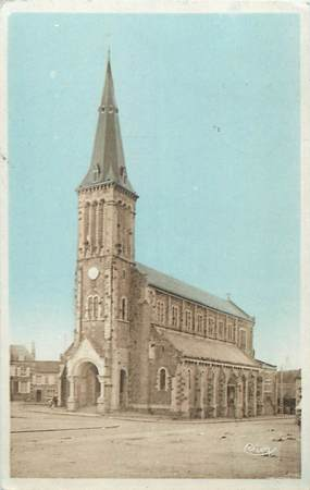 "CPA FRANCE 61 ""Athis, Eglise"""