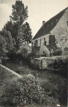 """CPSM FRANCE 61 """"Environs de Rémalard, Vieux Moulin sur l'Huisne entre Bellou et Boissy-Maugis"""""""
