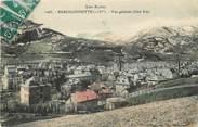 """04 Alpe De Haute Provence / CPA FRANCE 04 """"Barcelonette, vue générale côté Est"""""""
