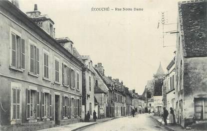 "CPA FRANCE 61 ""Ecouché, Rue Notre-Dame"""