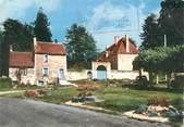 """61 Orne CPSM FRANCE 61 """" Loisail, La Place et le Chateau """""""