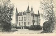 """53 Mayenne CPA FRANCE 53 """"Beaumont, Chateau de Bignon, par Ballée"""""""