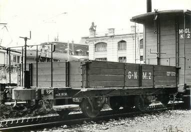 "CPSM SUISSE ""Montreux "" TRAIN / TRAMWAY"