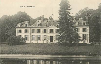 """CPA FRANCE 94 """"Orly, le chateau"""""""