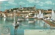 "06 Alpe Maritime CPA FRANCE 06 ""Cannes, Le Port"""