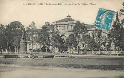 "CPA VIETNAM ""Saigon, Hotel des Postes"""