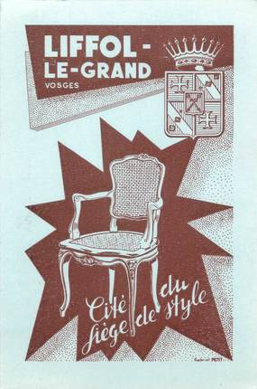 """CPSM FRANCE 88 """"Liffol le Grand"""""""