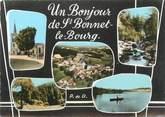 """63 Puy De DÔme CPSM FRANCE 63 """"St Bonnet le Bourg"""""""