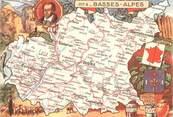 """04 Alpe De Haute Provence CPSM FRANCE 04 """"Basses-Alpes"""""""