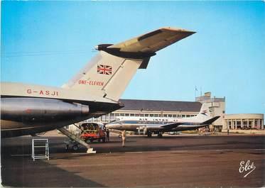 """CPSM FRANCE 65 """"Tarbes, Ossun, Lourdes, Aire de Stationnement, Aéroport"""""""