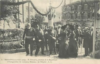 """CPA FRANCE 55 """"Bar Le Duc, M. Poincaré"""""""