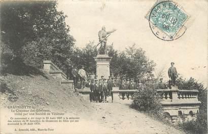 """CPA FRANCE 57 """"Gravelotte, Monument aux Morts"""""""