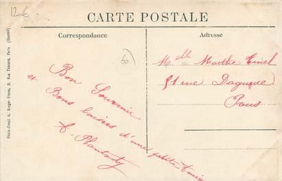 Cpa france 60 le francport vue sur l 39 aisne 60 oise for Liste communes oise