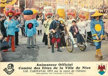 "CPSM FRANCE 06 ""Nice, Carnaval"""