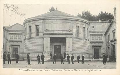 """/ CPA FRANCE 13 'Aix en Provence, école Nationale d'Arts et Métiers, amphithéatre"""""""