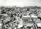 """59 Nord CPSM FRANCE 59 """"Cambrai, Cathédrale Notre-Dame de Beffroi, Eglise St Géry, Hotel de Ville"""""""