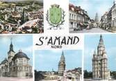 """59 Nord CPSM FRANCE 59 """"St Amand les Eaux"""""""
