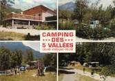 """05 Haute Alpe CPSM FRANCE 05 """"Saint Blaise, Camping des 5 Vallées"""""""