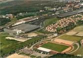 "88 Vosge CPSM FRANCE 88 ""Vittel, Usines, Stade Jean Bouloumie"""