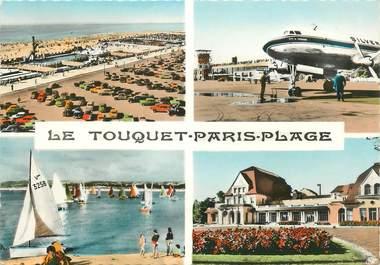 """CPSM FRANCE 62 """"Le Touquet Paris Plage"""""""