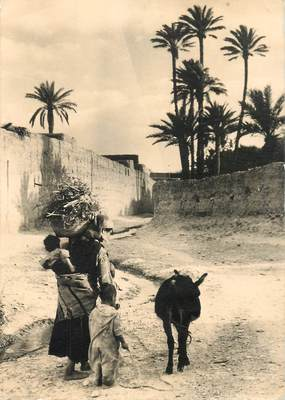 "CPSM MAROC ""Ksar es Souk"" / N°72 PHOTO EDITION BERTRAND ROUGET CASABLANCA"