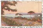 """83 Var / CPA FRANCE 83 """"Saint Cyr sur Mer, plage des Lecques"""""""