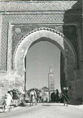 "CPSM MAROC ""Meknès"" / N°23 PHOTO EDITION BERTRAND ROUGET CASABLANCA"